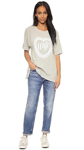 Wildfox Wife T-Shirt