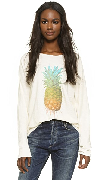 Wildfox ������� Rainbow Pineapple Sunrise
