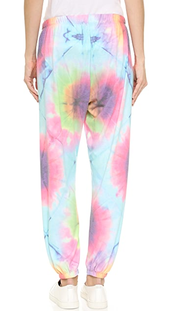 Wildfox Unicorn Dye Easy Sweats