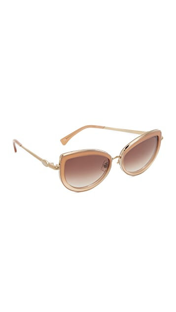 Wildfox Chaton Sunglasses