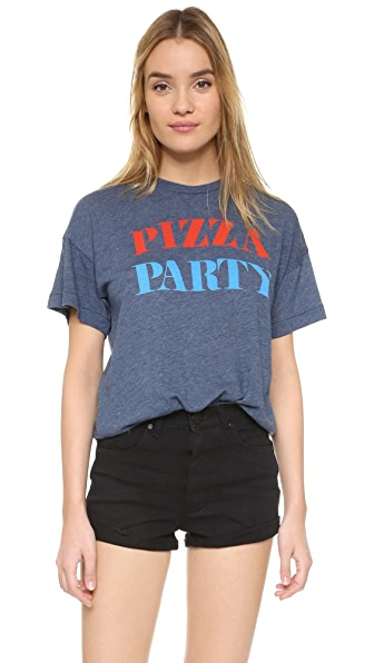 Wildfox The Pizza Party Pullover