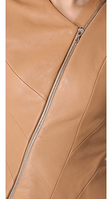Willow Leather Desert Vest