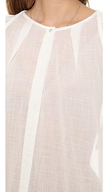 Willow Cotton Gauze Blouse