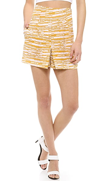 Willow Flared Shorts