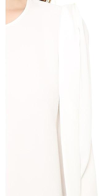 Willow Long Sleeve Loose Panel Dress