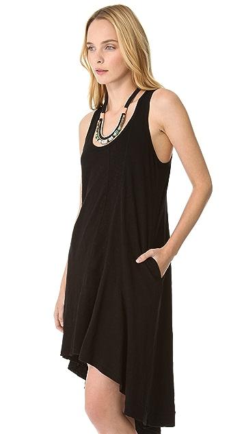 Wilt Mixed Texture Dress