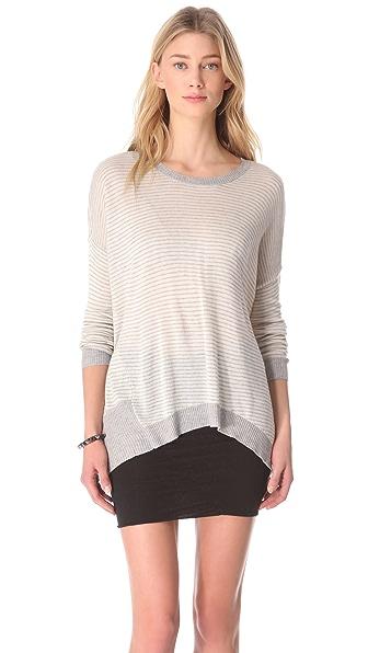 Wilt Slant Sweater