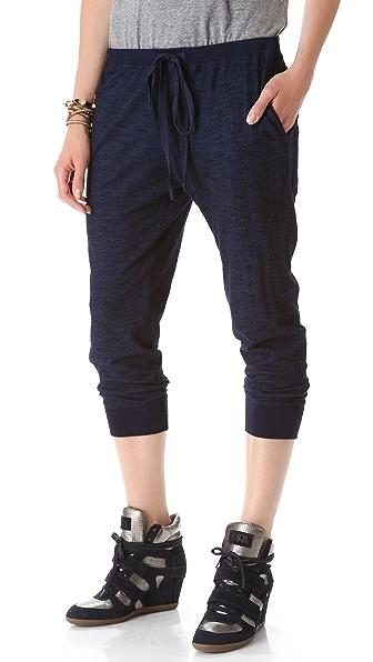 Wilt Dark Wash Crop Pants