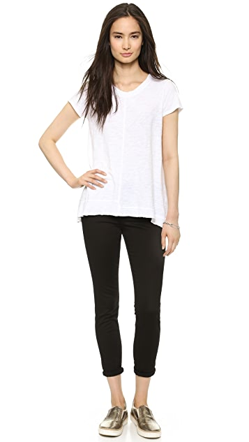 Wilt Backless Boxy Tee