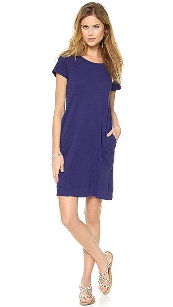 Wilt Pleat Back Dress