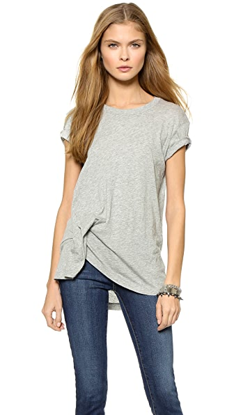 Wilt Modal Twisted Slouchy Tee