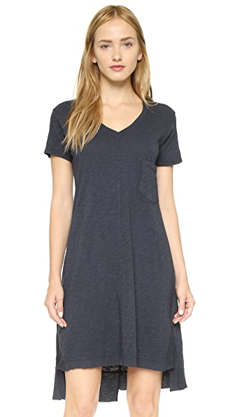 Wilt Shifted Pocket Tee Dress