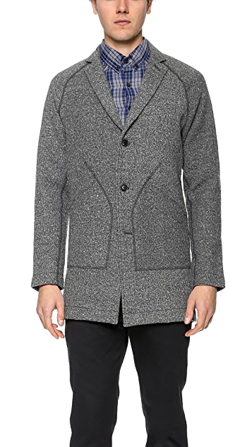 Wings + Horns Chesterfield Jacket