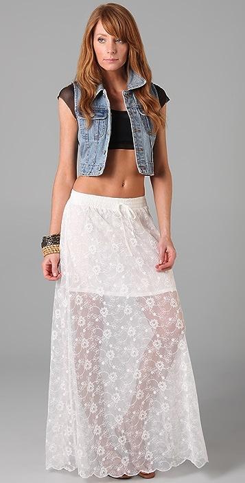 Wink Regina Maxi Skirt