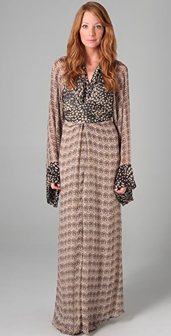 Winter Kate Kamakura Maxi Dress