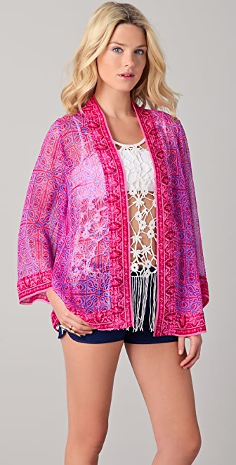 Winter Kate Avanti Bed Jacket
