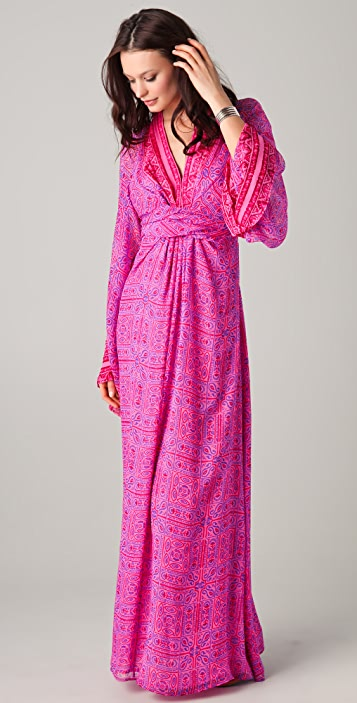 Winter Kate Kamakura Dress