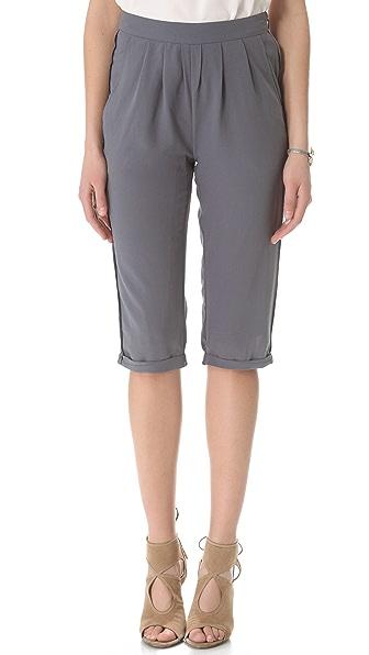 Winter Kate Zen Bermuda Shorts