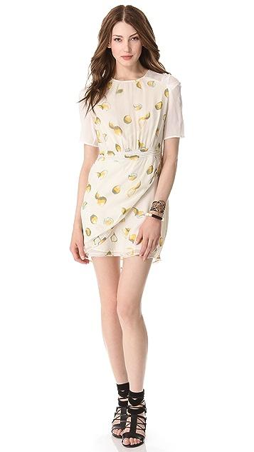 Winter Kate Marigold Dress