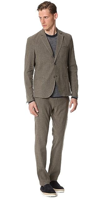 Woolrich John Rich & Bros. Linen Blazer