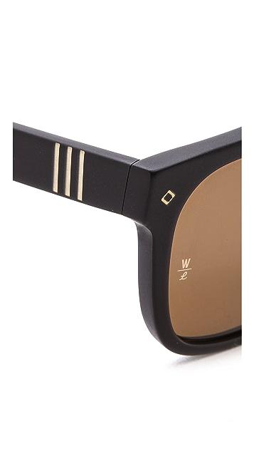 Wonderland Riverside Sunglasses