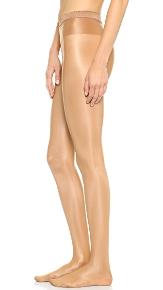 Wolford Neon 40 Tights In Gobi