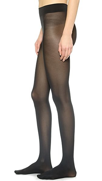 Wolford Seamless Pure 50 Tights - Black