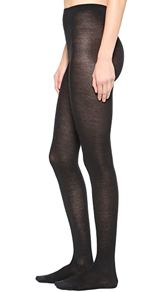 Wolford Merino Tights - Black