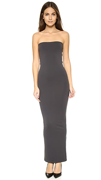 Wolford Fatal Dress In Anthracite