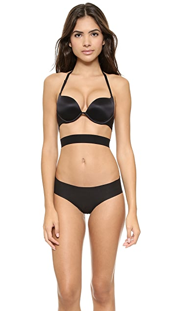 Wolford Sheer Touch Push Up Bra