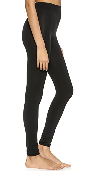 Wolford Velvet Sensation Leggings - Black