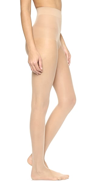 Wolford Seamless Pure 10 Tights - Fairly Light