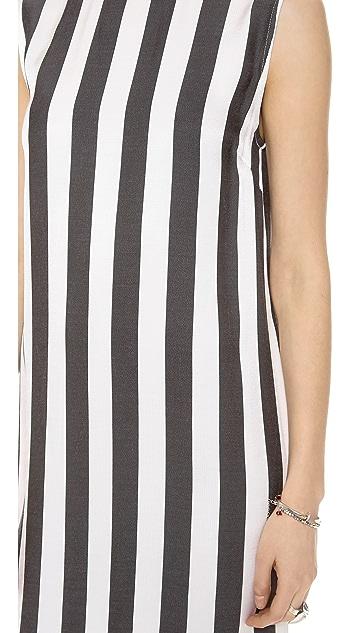 Won Hundred Jenn Stripe Dress