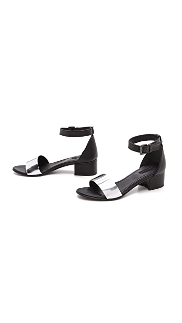 Won Hundred Kanilla Ankle Strap Sandals