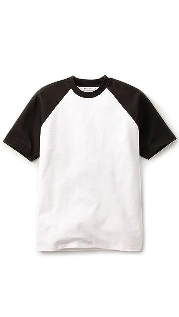 Won Hundred Leopold Baseball T-Shirt