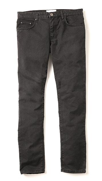 Won Hundred Dean Black Rinse Jeans