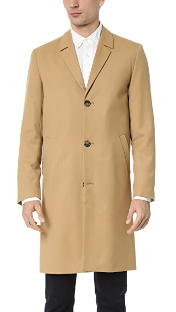 Won Hundred Ludwig Overcoat