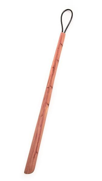 Woodlore Long Cedar Shoehorn