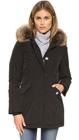 Woolrich Luxury Acrtic Hooded Parka