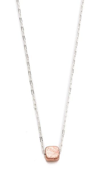 Wouters & Hendrix Copper Dot Pendant Necklace