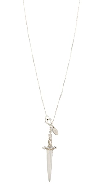 Wouters & Hendrix Sword Pendant Necklace