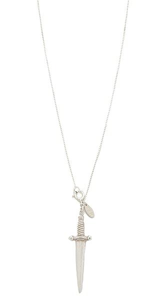 Wouters & Hendrix Sword Pendant Necklace
