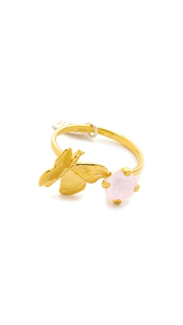 Wouters & Hendrix Butterfly Ring