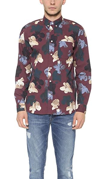 Wood Wood Paradiski Shirt