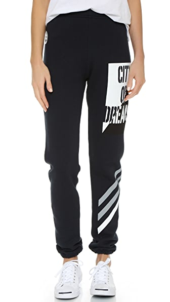 Jacks and Jokers City of Dreams Slim Sweatpants