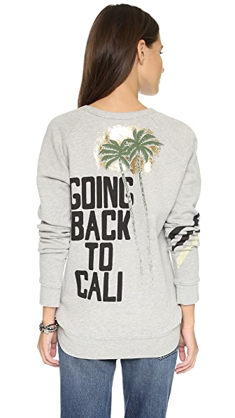 Jacks and Jokers Back to Cali Dream Sweatshirt