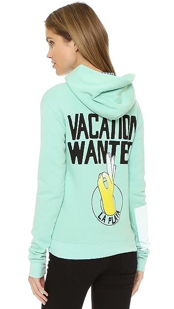 Jacks and Jokers Vacation Wanted Hoodie