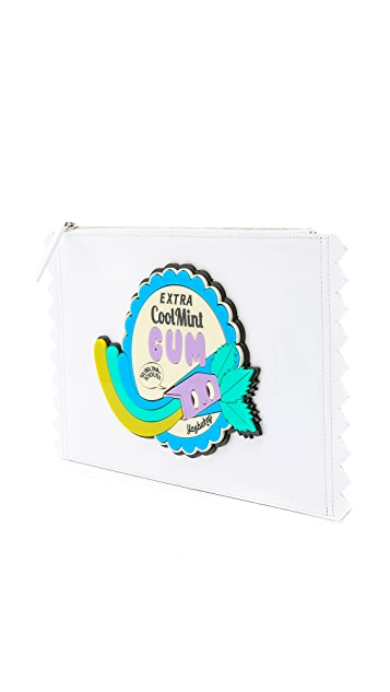Yazbukey Wendy Chocochip Chewing Gum Clutch