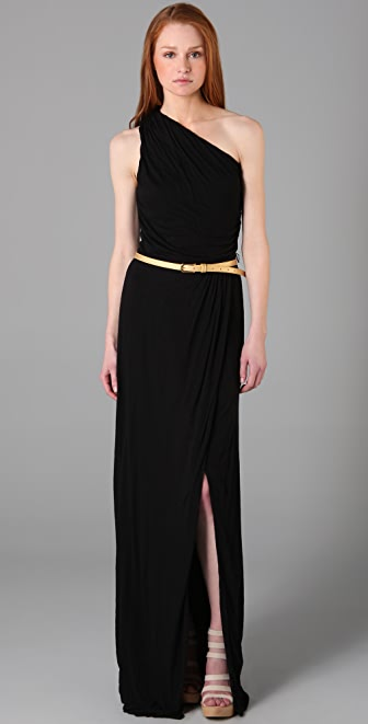 Young Fabulous & Broke St. Tropez Long Dress
