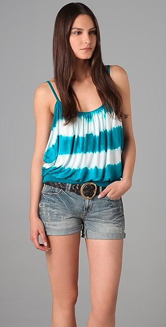 Young Fabulous & Broke Katrina Summer Stripe Top